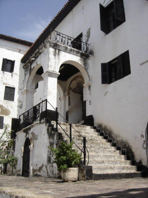 Ghana Elmina Castle
