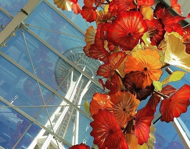museum of glass at seattle center