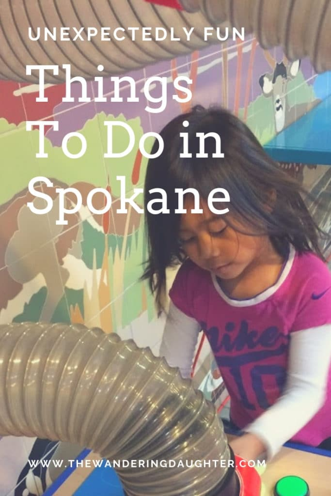 Unexpectedly Fun Things To Do In Spokane | The Wandering Daughter