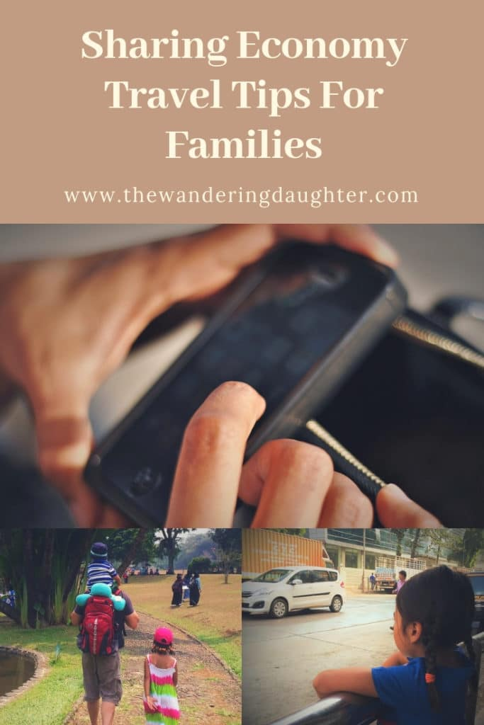 Sharing Economy Travel Tips For Families | The Wandering Daughter