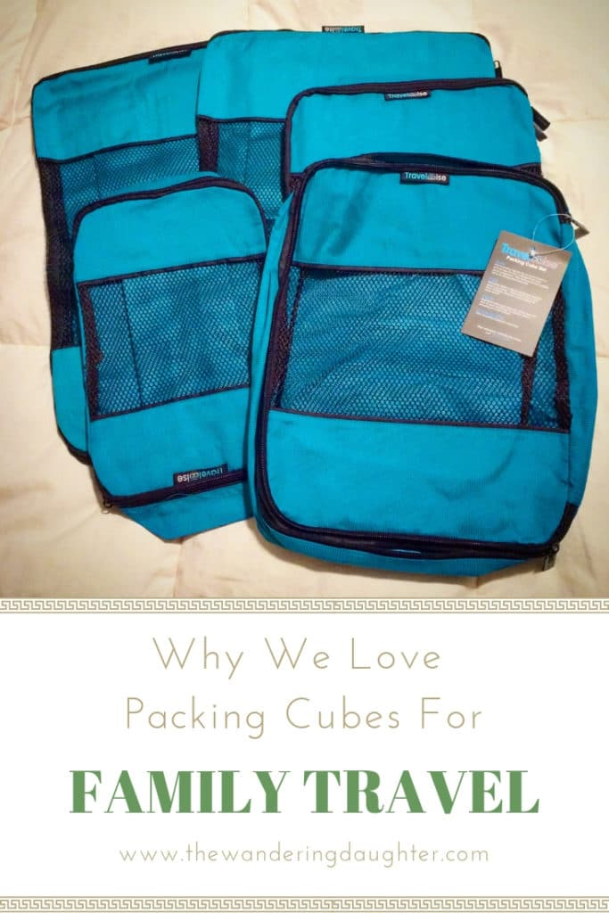 Why We Love Packing Cubes For Family Travel   The Wandering Daughter