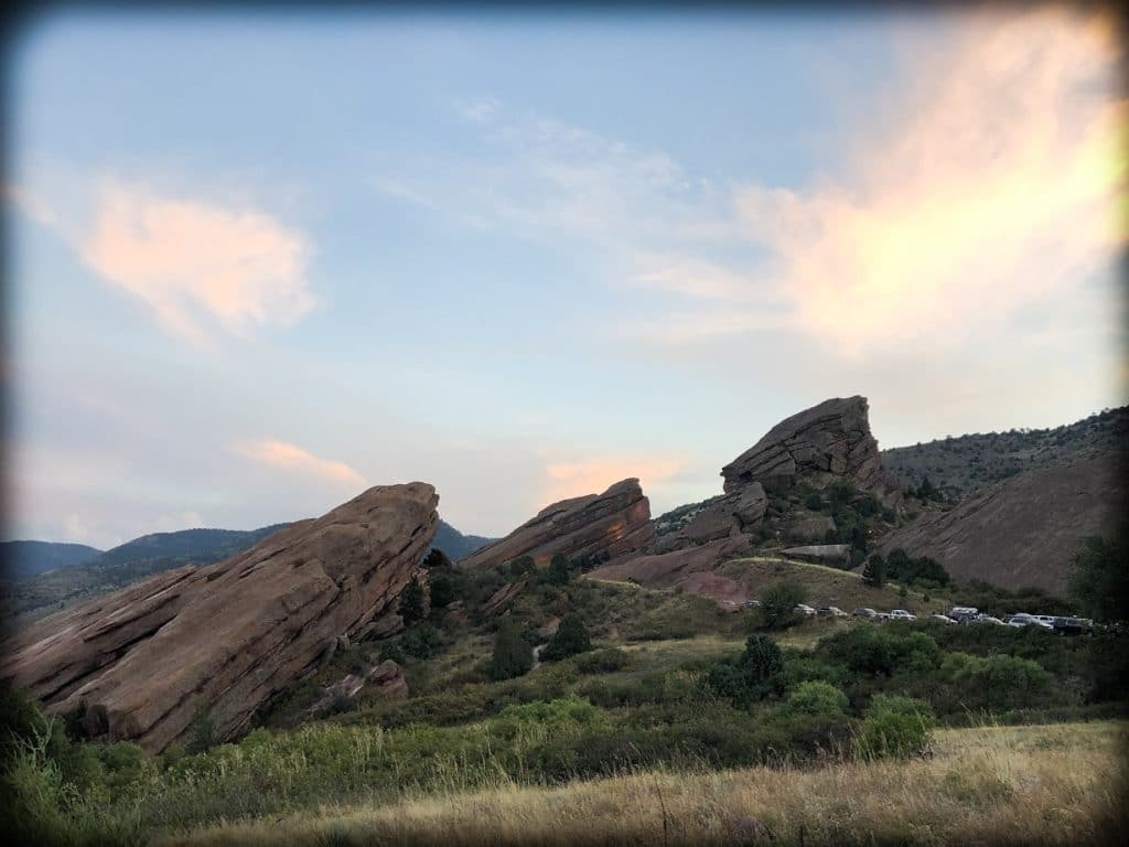hike near red rocks amphitheater in morrison colorado, one of the family friendly denver experiences
