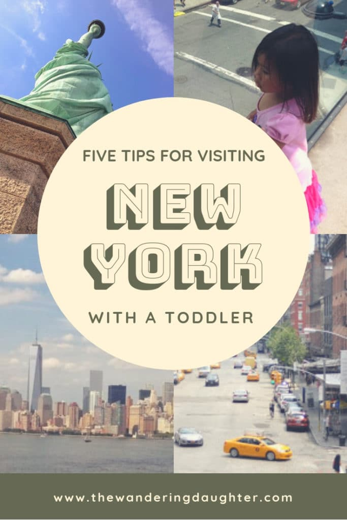 Five Tips For Visiting New York With A Toddler | The Wandering Daughter