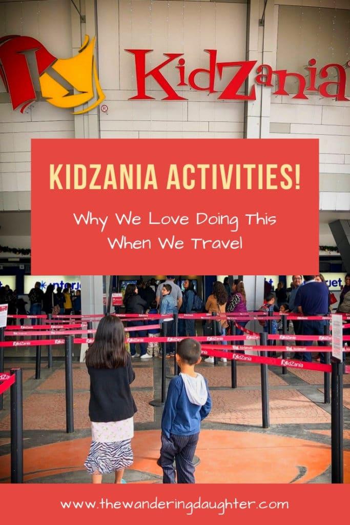 KidZania Activities! Why We Love Doing This When We Travel   The Wandering Daughter Reasons why our family enjoys doing KidZania activities when we travel #KidZania #familytravel #worldschool #amusementparks
