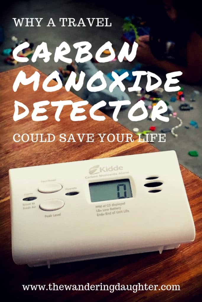 Why A Travel Carbon Monoxide Detector Could Save Your Life | The Wandering Daughter