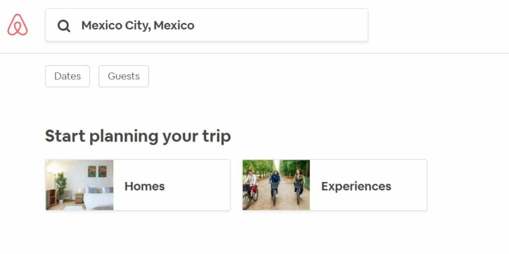 Airbnb tips for guests