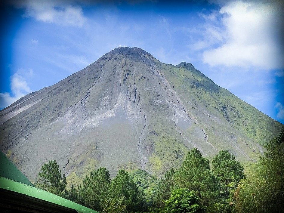 La Fortuna tour at Arenal volcano