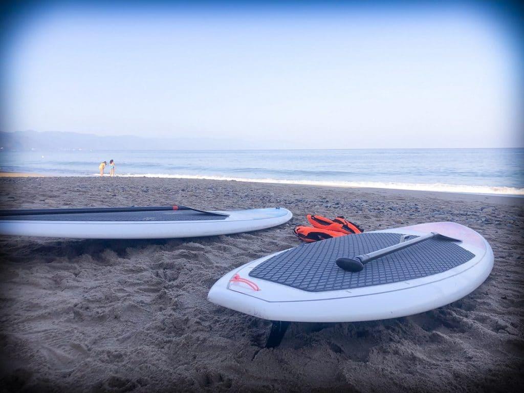 Puerto Vallarta paddle boarding lessons with Xiutla Riders in Puerto Vallarta