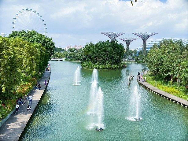 Family travel goals for Singapore
