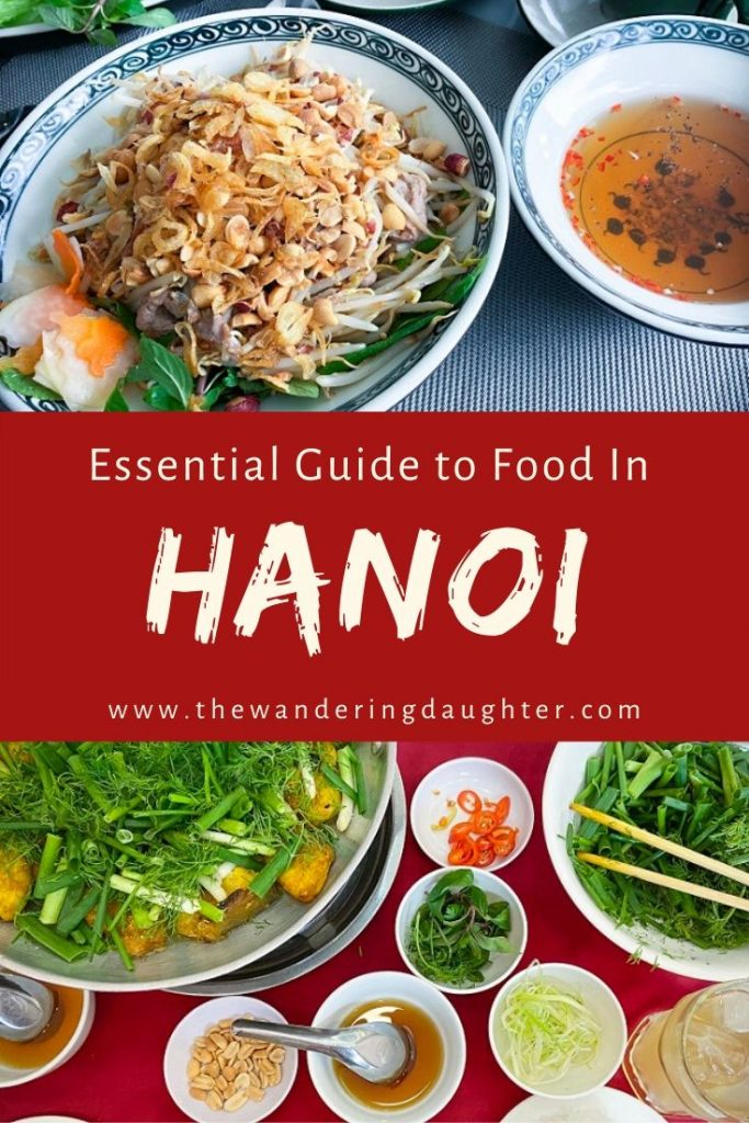 Essential Guide To Food In Hanoi   The Wandering Daughter