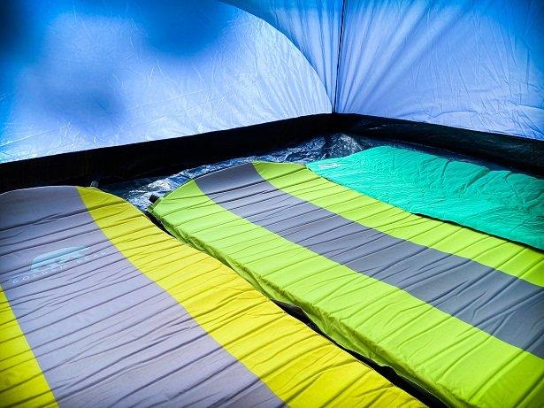 Sleeping pads car camping essentials