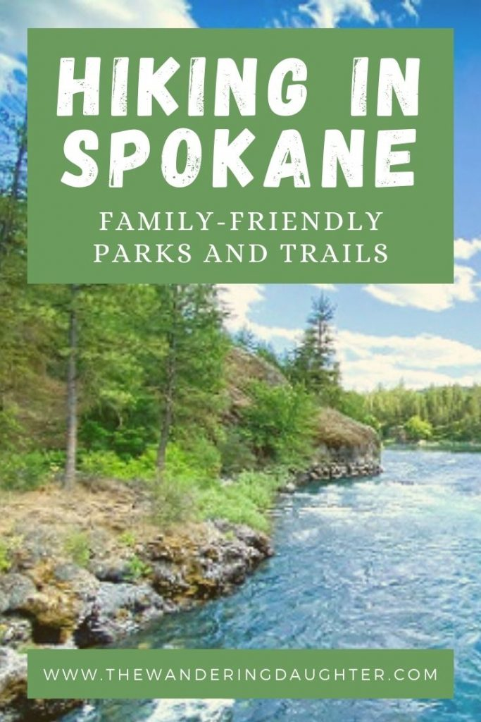 Hiking In Spokane With Kids: Family-Friendly Trails and Parks | The Wandering Daughter - Family Travel